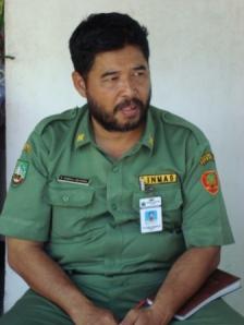 Drh. R. Gundala Wejasena, MP