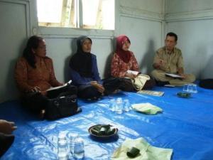Bapak Rodhi - Kepala UPTD Pertanian Kecamatan Cepu
